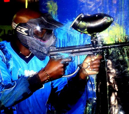 Melbourne Indoor Paintball - Attractions Perth