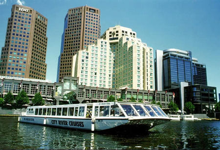 City River Cruises Melbourne - Attractions Perth