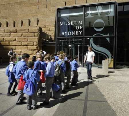 Museum of Sydney - Attractions Perth