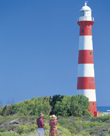 Point Moore Lighthouse - Attractions Perth
