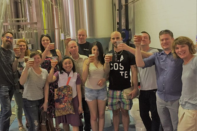 CanBEERa Explorer Capital Brewery Full-Day Tour - Attractions Perth