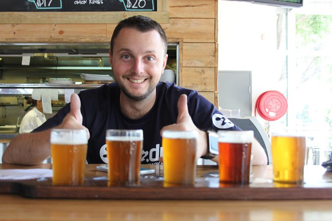 Capital 3in3 - 3 Craft Beer Hotspots in 3 Hours - Attractions Perth