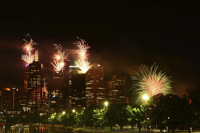 Melbourne New Year's Eve Party Cruise - Attractions Perth