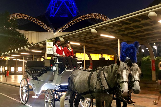 Melbourne Horse Drawn Carriages Deluxe 45 Minute Garden tour - Attractions Perth