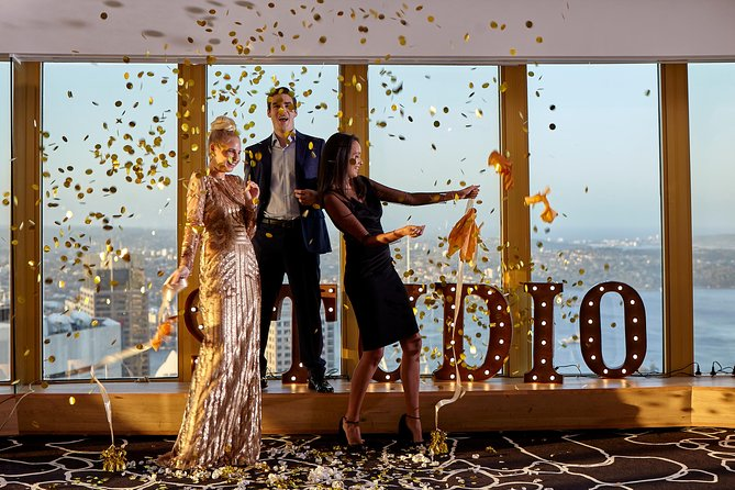 New Year's Eve at Studio Sydney Tower - Attractions Perth