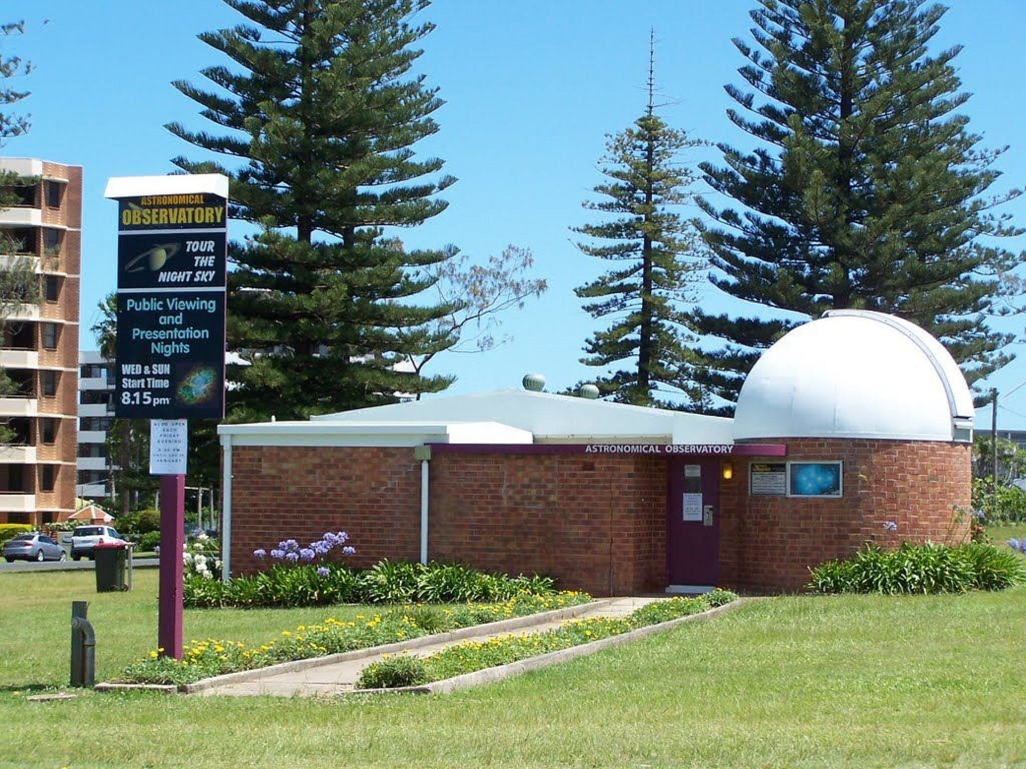Port Macquarie Astronomical Observatory - Attractions Perth