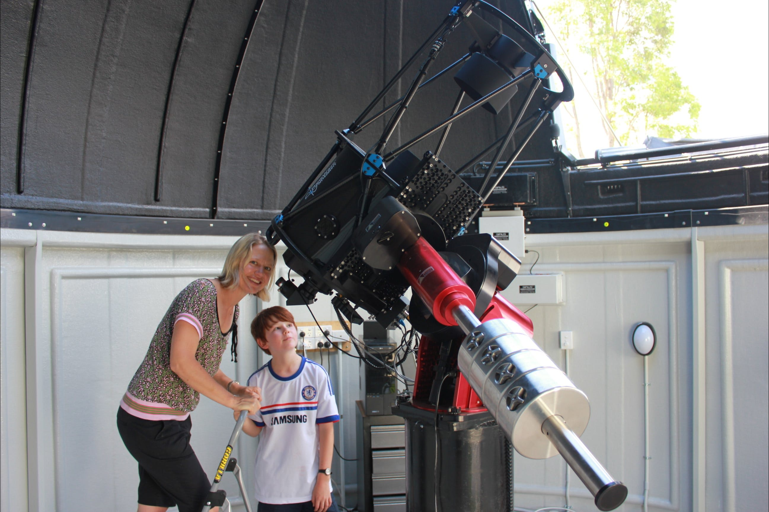 Dubbo Observatory - Attractions Perth