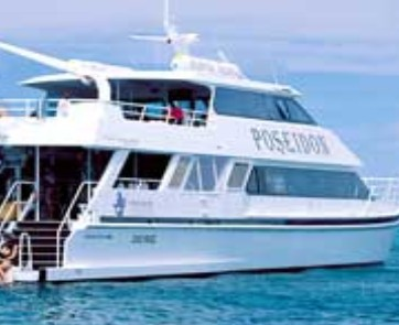 Poseidon Outer Reef Cruises - Attractions Perth