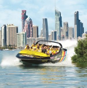 Paradise Jetboating - Attractions Perth