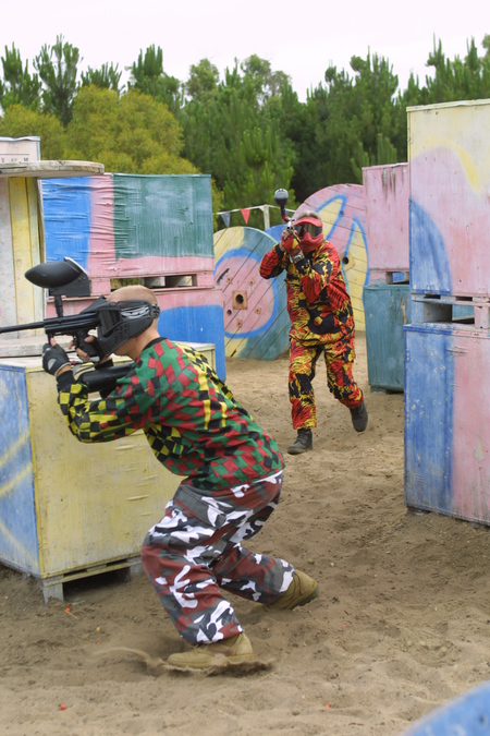 Paintball Skirmish Perth - Attractions Perth