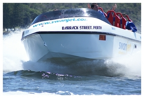 Swan Jet Adventures - Attractions Perth