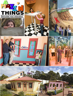 A Maze 'N Things - Attractions Perth