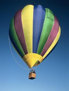 Balloon Safari - Attractions Perth