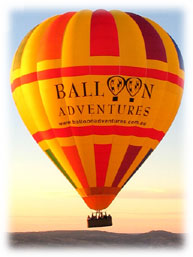 Balloon Adventures Barossa Valley - Attractions Perth