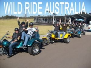 A Wild Ride - Attractions Perth