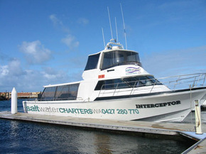 Saltwater Charters WA - Attractions Perth