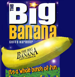 Big Banana - Attractions Perth