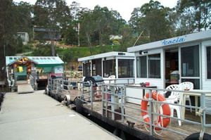 Clyde River Houseboats - Attractions Perth
