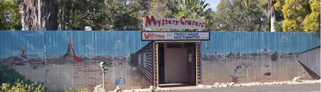 Mystery Craters - Attractions Perth