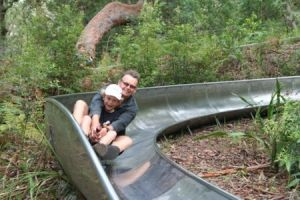 Toboggan Hill Park - Attractions Perth