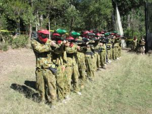 Top Gun Paintball Park - Attractions Perth