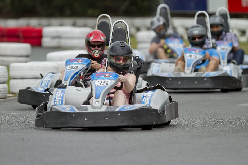 Kingston Park Raceway Go Karting - Attractions Perth