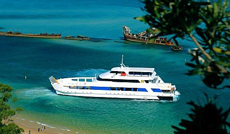 Queensland Day Tours - Attractions Perth