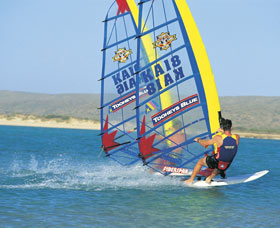 Windsurfing and Surfing - Attractions Perth