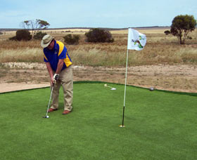 Nullarbor Links World's Longest Golf Course Australia - Attractions Perth