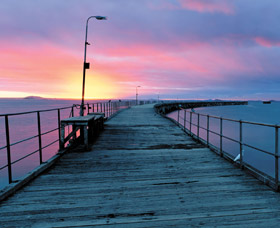 Tanker Jetty - Attractions Perth