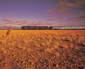 Nullarbor Plain - Attractions Perth