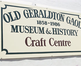 Old Geraldton Gaol Craft Centre - Attractions Perth