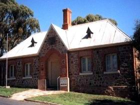 Old Police Station Museum - Attractions Perth