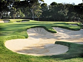 The Grange Golf Club - Attractions Perth
