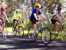 Penola Cycling Trails - Attractions Perth