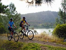 Mount Gambier Crater Lakes Mountain Bike Trail - Attractions Perth