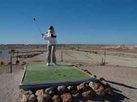 Coober Pedy Opal Fields Golf Club - Attractions Perth