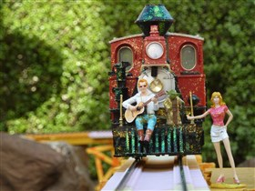 Penola Fantasy Model Railway and Rose's Tearoom - Attractions Perth