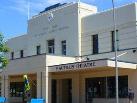 Civic Hall Complex And Arteyrea Workshops - Attractions Perth