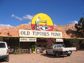The Old Timers Mine - Attractions Perth