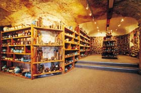 Underground Potteries - Attractions Perth