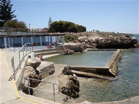 Edithburgh Tidal Pool - Attractions Perth