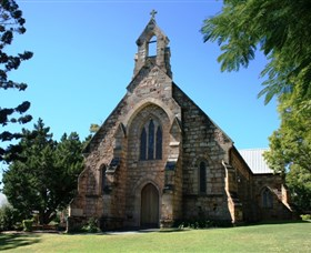 St Marys Anglican Church Memorial Chapel - Attractions Perth
