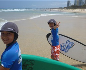 Broadbeach Surf School - Attractions Perth