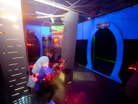 Laserzone Sunshine Coast - Warana - Attractions Perth