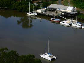 Port of Maryborough - Attractions Perth