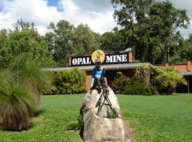 Outback Opal Mine - Attractions Perth