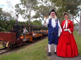 Maryborough Heritage City Markets - Attractions Perth