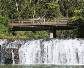 Malanda Falls Conservation Park - Attractions Perth