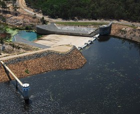 Lenthalls Dam - Attractions Perth